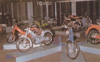 ...i motocikala sa manjim radnim zapreminama