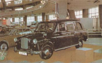 Londonski taksi - možda i u Beogradu