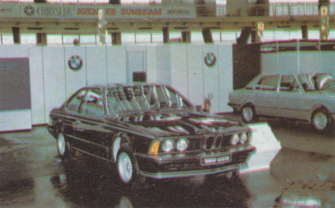 BMW 635 CSI - već ima vlasnika