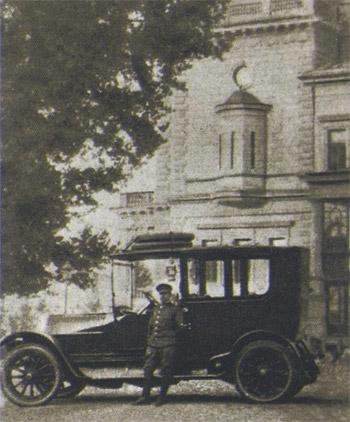 Prvi šofer