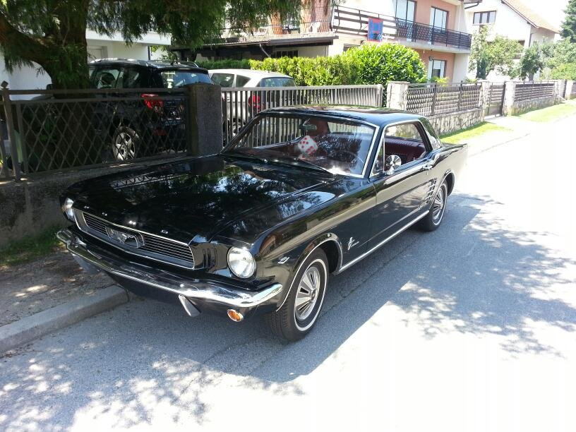 1966 Ford Mustang 26 125 Autoslavia