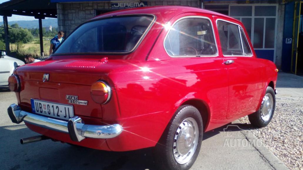1970 Fiat 850 Special 1 750 Autoslavia