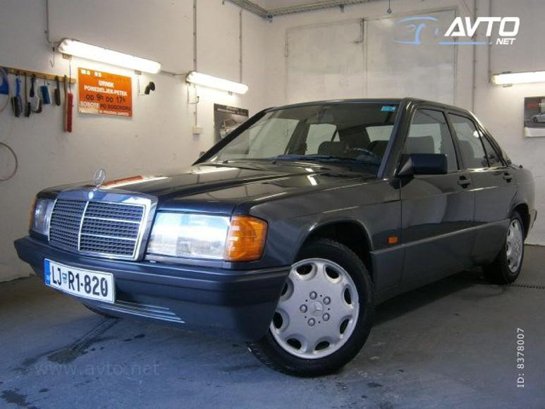 1985-Mercedes-W201-200-1700E