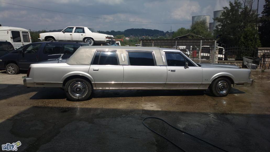 Lincoln Limo E