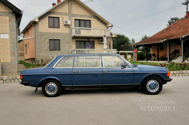 1982 Mercedes Benz W123 E 300d 30000 Autoslavia