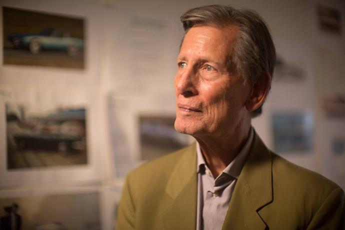 Tom Tjaarda, DeTomasov dizajner