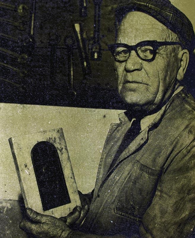 77-godišnji Alojz Kimensveger, pobednik Ljubelja iz 1925. i 1926. godine, i sada aktivni vozač...