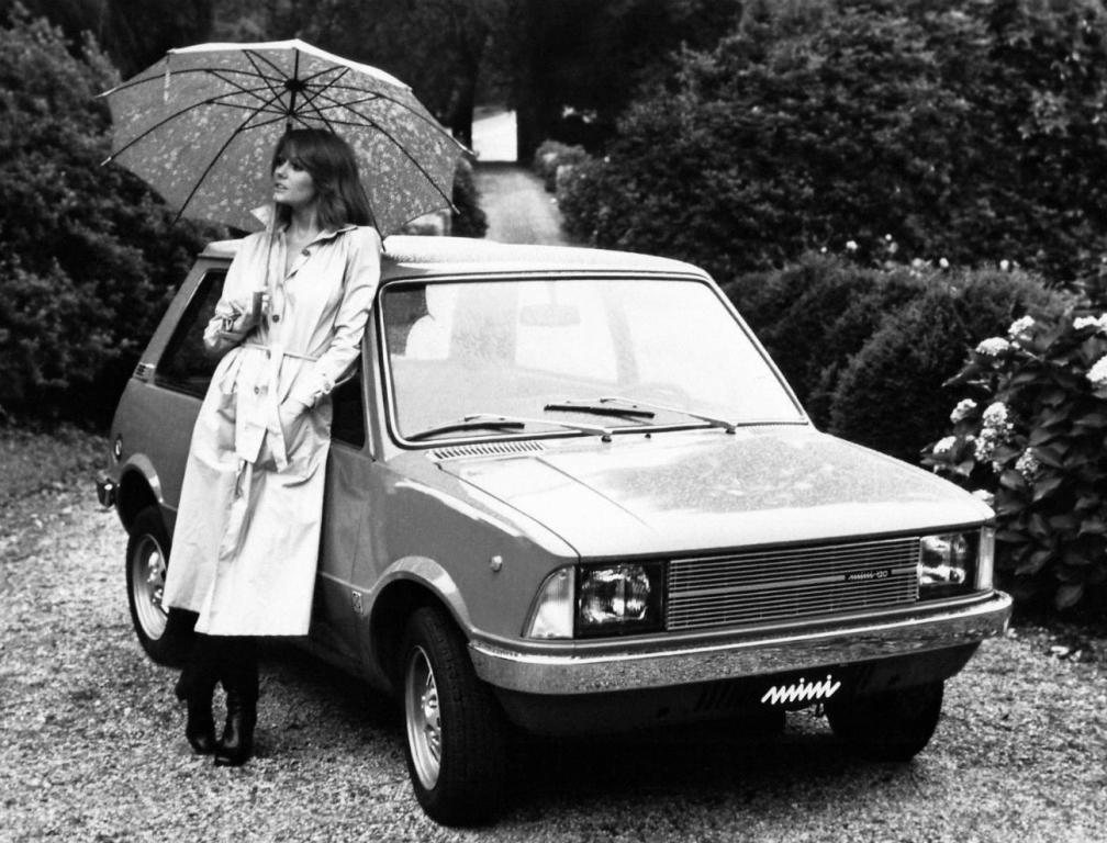Innocenti Mini 120L