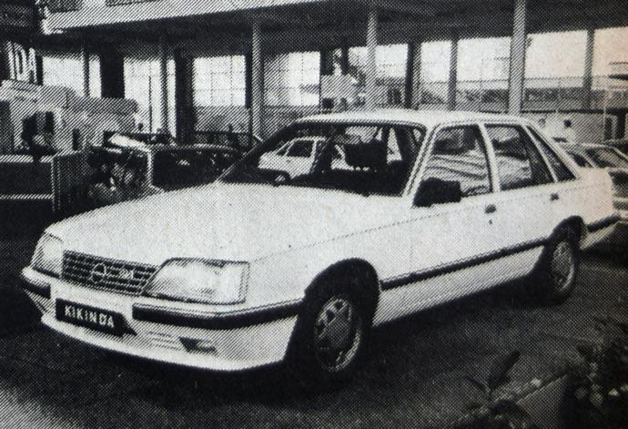 IDA Opel Kikinda već imenom daje na znanje da potiče iz Kikinde. Inače je to i jugoslovensko trajanje već ukinutog modela Opel Komodor. Pokreće ga motor od 2,5 litara s ubrizgavanjem goriva, i šta da vam dalje o tome govorimo kad već sve znate.