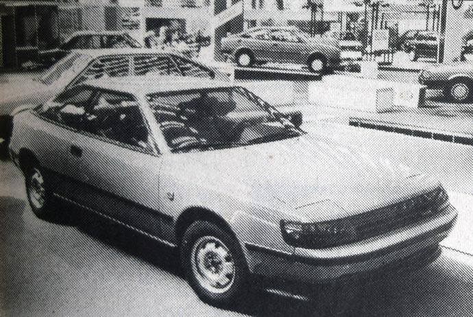 Toyota Celica ST je kupe koji je od avgusta prošle godine nanovo obrađen. U Japanu se prodaje kao Korona kupe, s prednjim pogonom i aerodinamičnom karoserijom. Na raspolaganju je s motorima od 1,8 do 2,0 litara, a snaga mu je od 105 do 160 KS.