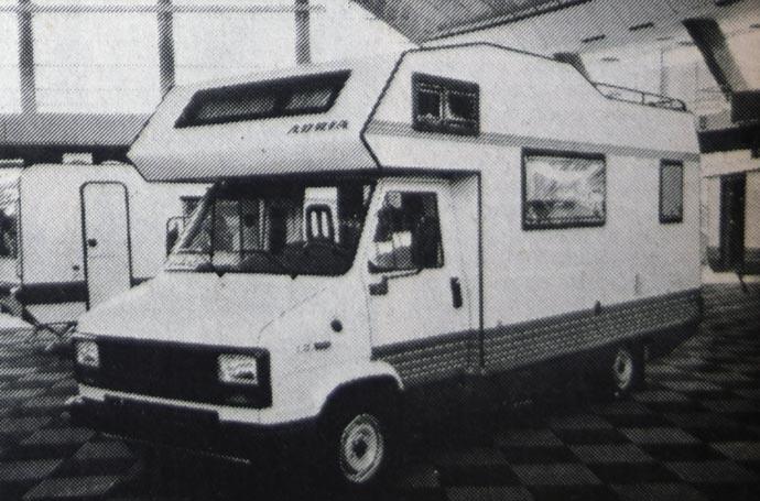 Adriatic 610 proizvod je belgijske filijale novomeštanskog IMV-a. To je vozilo za boravak pravljeno na osnovu iskustava stečenih izradom prikolica, a baza mu je Fiatov Ducato s motorom dizel. U pripremi je i varijanta s Pežoovim nosećim vozilom. Razume se da je namenjen pre svega zapadnoevropskim kupcima.