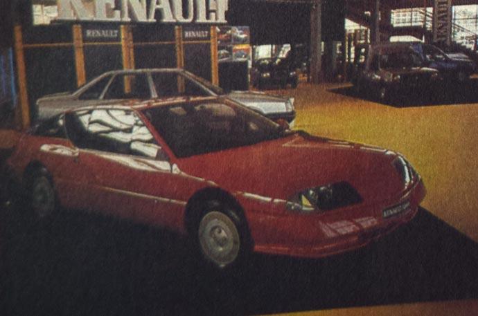 Renault, odnosno IMV izazvali su radoznalost Jugoslovena svojim sportskim kupeom Alpina V6 GT i najnovijom limuzinom R 21. Oba ta vozila su u svojoj klasi u principu dobre ponude sve dok im cenu ne podignete na jugoslovenski način.