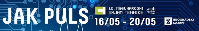 Posetite 60. međunarodni sajam tehnike i tehničkih dostignuća