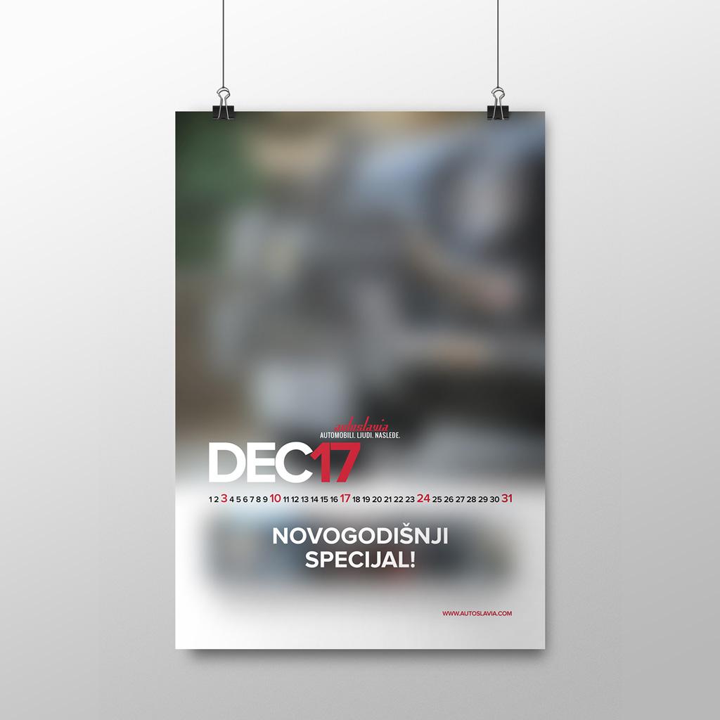 Decembar - Saznaćete u novogodišnjem specijalu