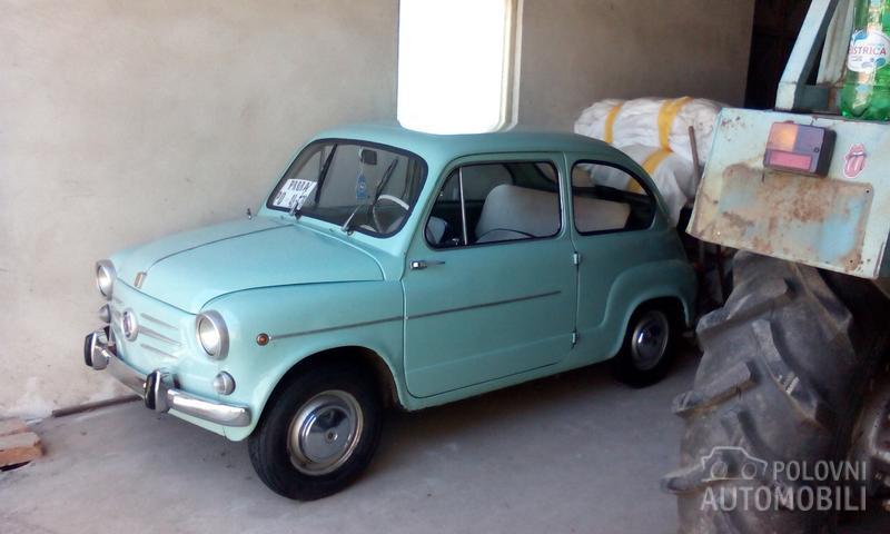 1964 Zastava 750 5350 Autoslavia