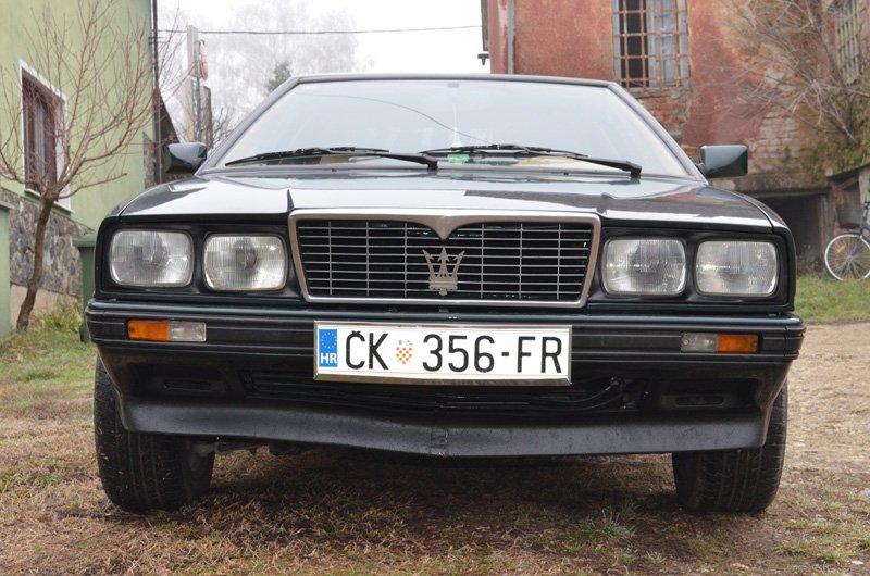 1983. Maserati Biturbo - 4.000€   Autoslavia