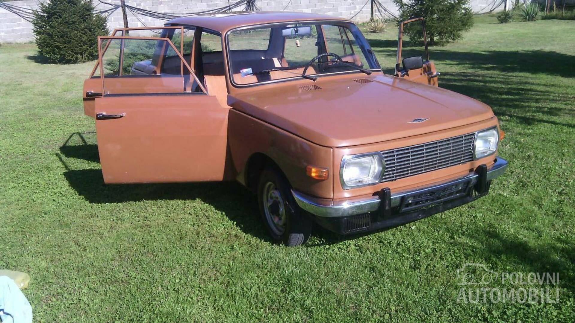 1980 Wartburg 353 1500 Autoslavia